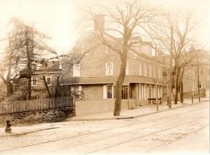 Historic Johnson House, circa1895
